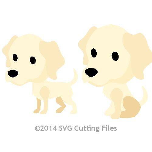 Chibi Labrador Pup Dog