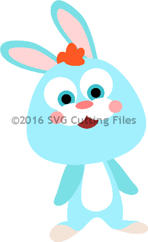 Chibi Silly Bunny