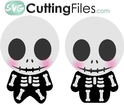 Chibi Skeletons