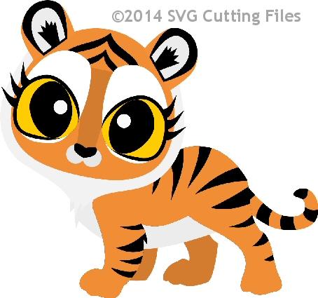 Chibi Tiger 2