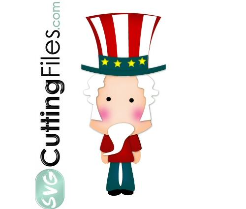 Chibi Uncle Sam
