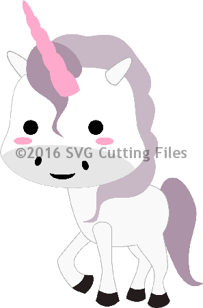 Chibi Unicorn 3