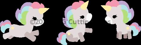 Chibi Unicorns