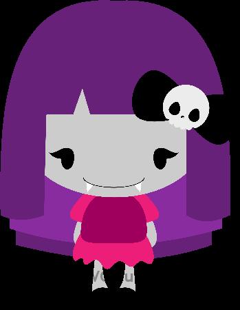 Chibi Vampire Girl