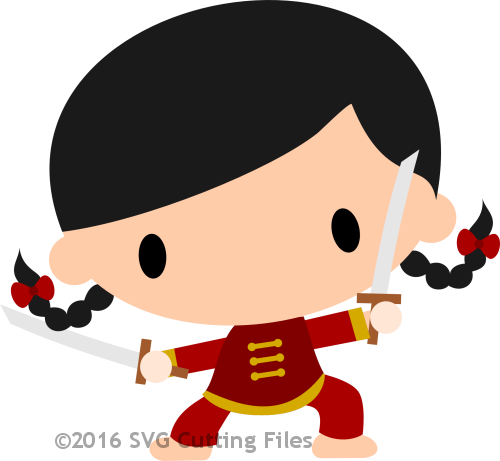 Chibi Warrior Princess