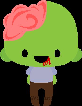 Chibi Zombie Boy