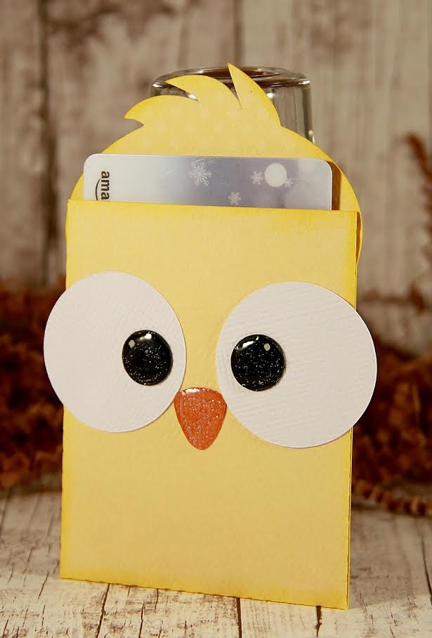 Chick Gift Card Holder