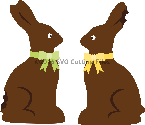 Chocolate Eaten Bunnies