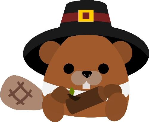 Chunky Beaver Pilgrim