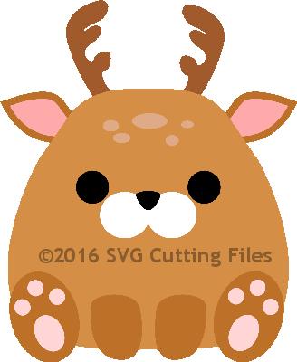 Chunky Animal- DEER