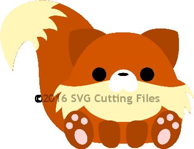 Chunky Animal- FOX