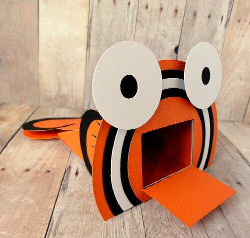 Clown Fish Treat Box