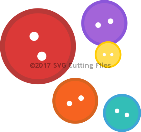 Cluster of Buttons