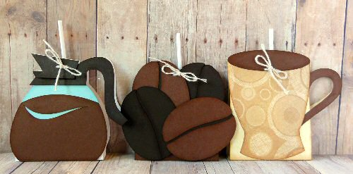 Coffee Lollipops