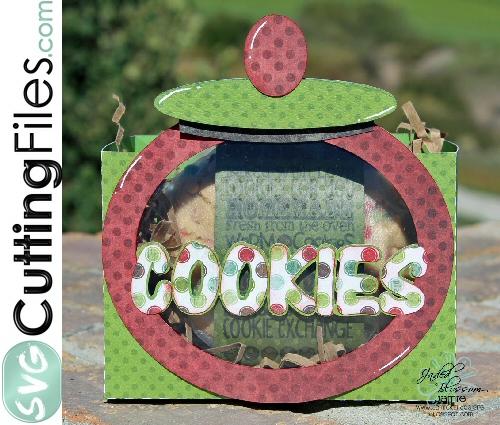 Cookie Jar Box