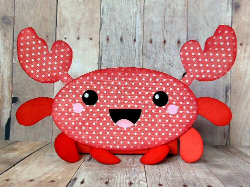 Crabby Box Container