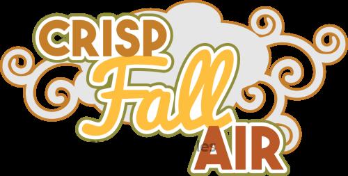 Crisp Fall Air