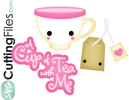 Kawaii Cup of Tea