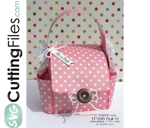 Diaper Bag treat box