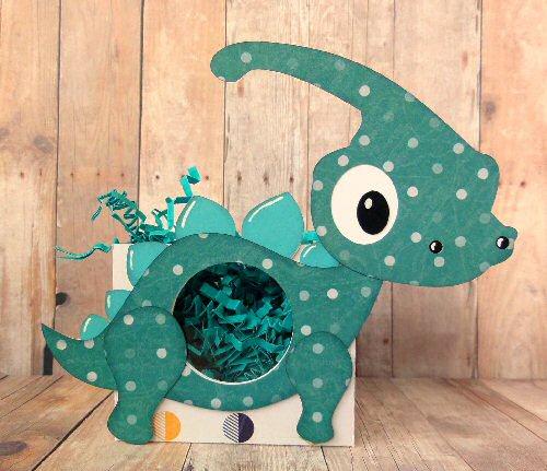 Dino Belly Box