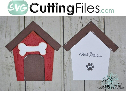 Dog House Slider Card