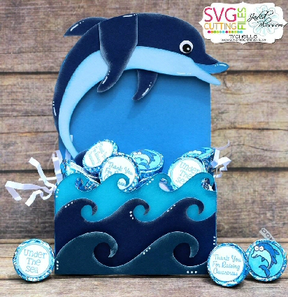 Dolphin Treat Box