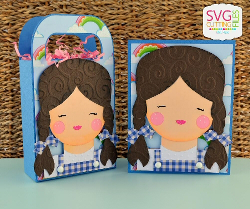 Dorothy Bag & Card Set