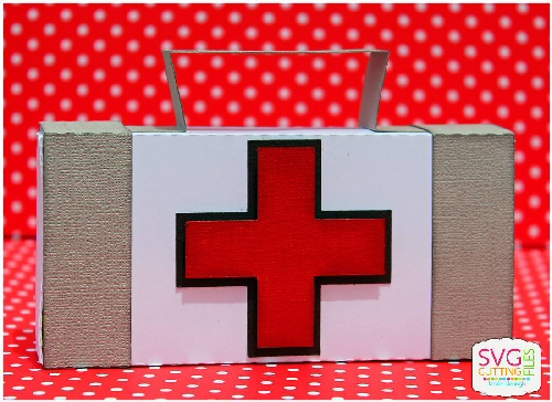 Dr Suitcase Treat Box