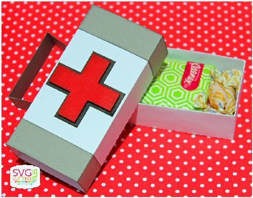 Dr Suitcase Treat Box
