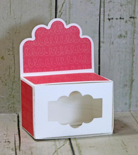 Drawer Box- Scallop
