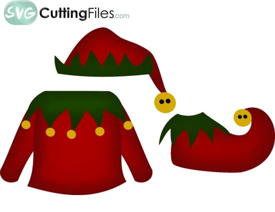 Elf Life (3 pc clothing)