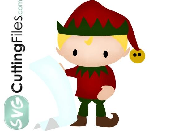 Elf Life (making list)