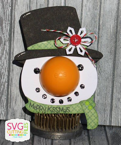 EOS Snowman Hat
