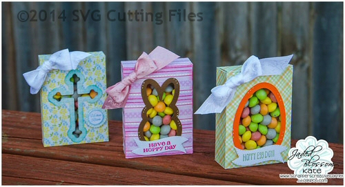 Easter Playing Card Boxes