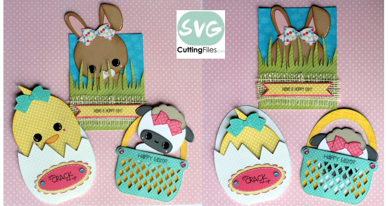 Easter Peek Out Slider Set