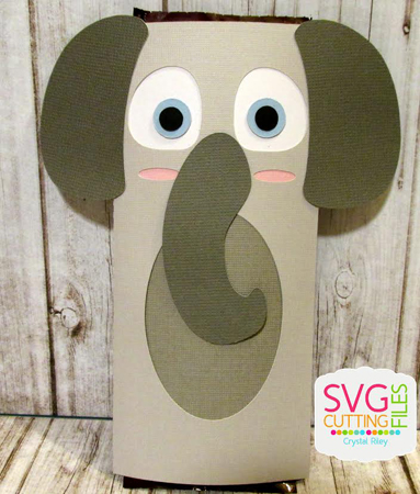Elephant Candy Wrap Slider