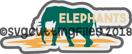 Elephants Title