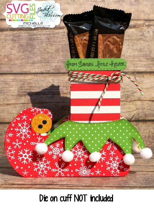 Elf Shoe Bag Box