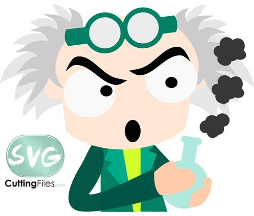 Explosive Scientist