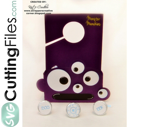 Eyes On You Door Hanger Box