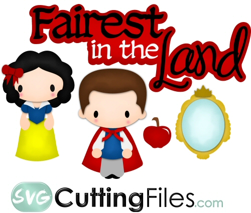 Fairest in the Land - Snow White