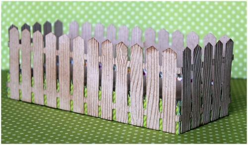 Fence Platform Box