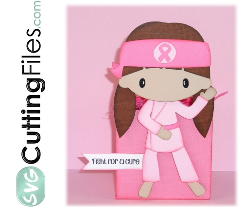 Fight Like A Girl Awareness Treat Box