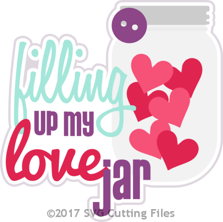Filling Up My Love Jar