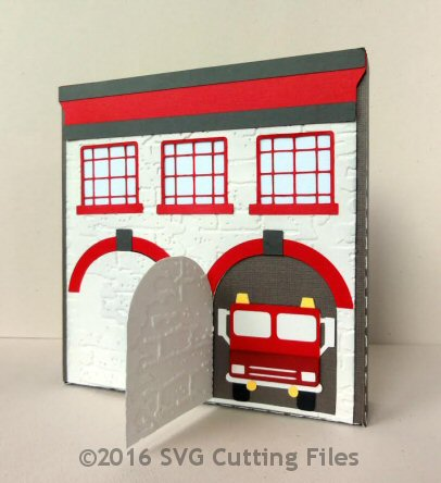 Firehouse Treat Bag