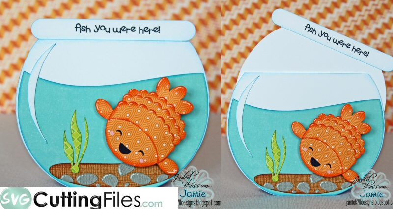 Fishbowl Slider Card