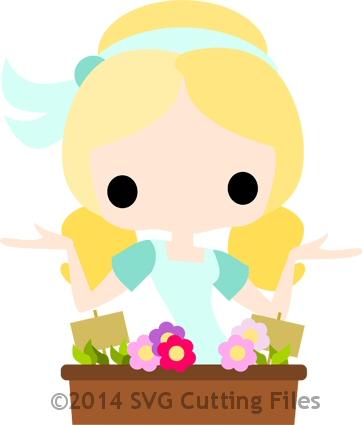 Flowerbox Girl