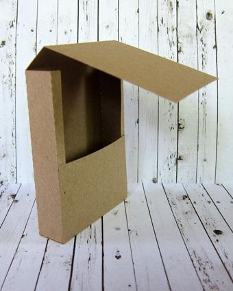 Fold Over Box