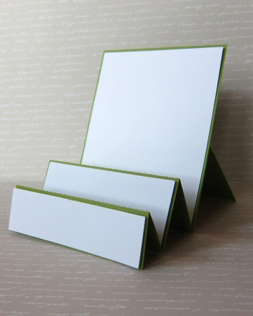 Folding Step Easy Card