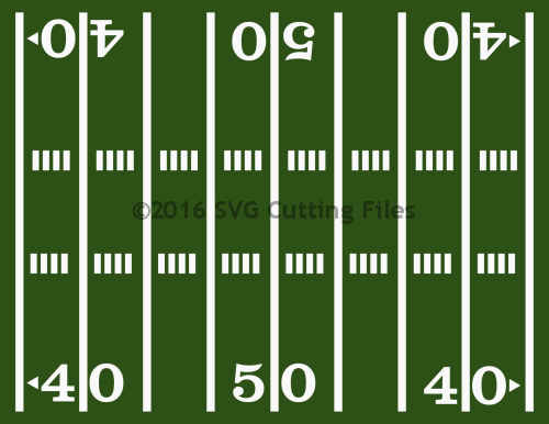 Football Field Overlay